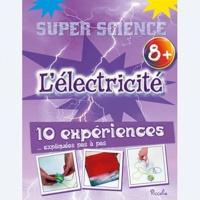 Histoiresdenlire.be L'électricité - 10 expériences expliquées pas à pas Image