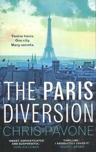 Chris Pavone - The Paris Diversion.