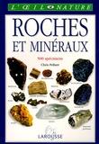 Chris Pellant - Roches et minéraux.