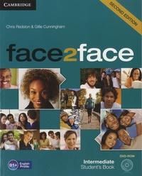 Chris Redston - Face2face - Intermediate student's book. 1 DVD