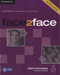 Histoiresdenlire.be Face2face - Upper Intermediate Teacher's Book Image