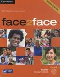 Chris Redston - Face2face - Starter Student's Book A1. 1 DVD