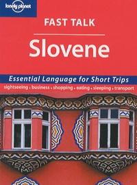 Fast talk Slovene - Chris Rennie |
