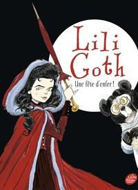 Histoiresdenlire.be Lili Goth Tome 2 Image