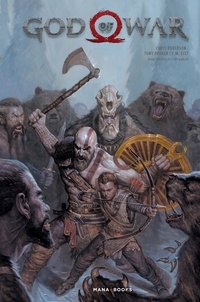 Chris Roberson et Tony Parker - God of War T01.