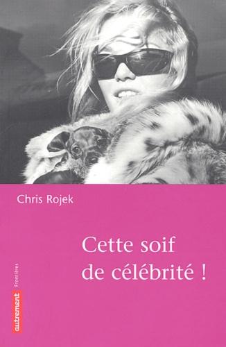 Chris Rojek - .