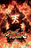 Chris Sarracini et Joe Ng - Street Fighter origines - Akuma.