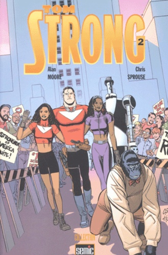 Chris Sprouse - Tom Strong Tome 2 : .