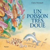 Chris Wormell - Un poisson trés doué.