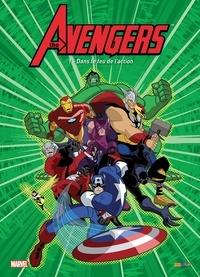 Chris Yost et Joe Caramagna - The Avengers Tome 1 : Dans le feu de l'action - Avec Magnet.