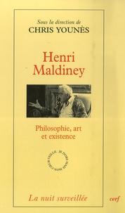 Chris Younès - Henri Maldiney - Philosophie, art et existence.