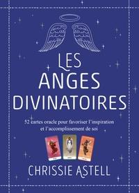 Chrissie Astell et Gail Jones - Les anges divinatoires - 52 cartes oracle pour favoriser l'inspiration et l'accomplissement de soi.