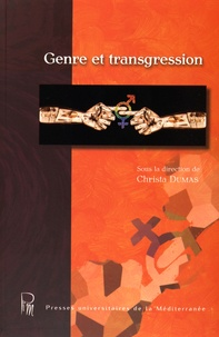 Christa Dumas - Genre et transgression.