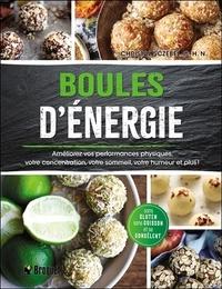 Christal Sczebel - Boules d'énergie - Améliorez vos performances physiques, votre concentration, votre sommaire, votre humeur et plus !.