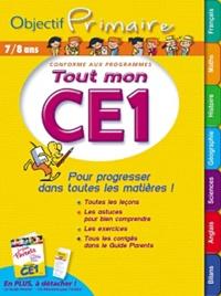 Christel Cordonnier et Frédéric Beau - Tout mon CE1 - 7-8 ans.