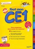 Christel Cordonnier et Frédérique Beau - Tout mon CE1.