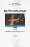 Christel Cournil et Leandro Varison - Les procès climatiques - Entre le national et l'international.