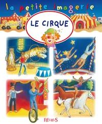 Christel Desmoinaux et Stéphanie Redoulès - Le cirque.