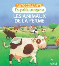 Christel Desmoinaux - Les animaux de la ferme.