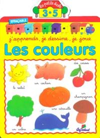 Christel Desmoinaux et Jacques Beaumont - Les couleurs - J'apprends, je dessine, je joue.