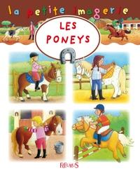Christel Desmoinaux et C Hublet - Les poneys.