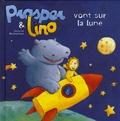 Christel Desmoinaux - Prosper et Lino vont sur la lune.