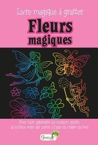 Christel Durantin - Fleurs magiques.
