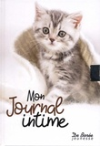 Christel Durantin et Armelle Drouin - Mon journal intime chat.