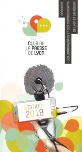 Christel Leca - Annuaire du club de la presse de Lyon.
