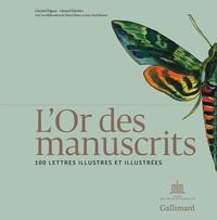 Galabria.be L'or des manuscrits - 100 lettres illustres et illustrées Image