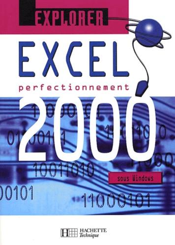 Christèle Daigmorte - Excel 2000 perfectionnement sous Windows.