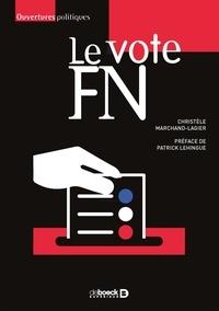 Le vote FN - Pour une sociologie localisée des électorats frontistes.pdf