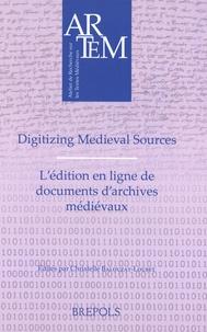 Christelle Balouzat-Loubet - Digitizing Medieval Sources - L'édition en ligne de documents d'archives médiévaux.
