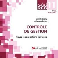 Christelle Baratay et Laurence Monaco - Contrôle de gestion DCG 11.