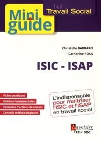 Christelle Barbaro et Catherine Rosa - ISIC-ISAP.