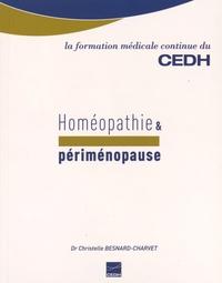 Christelle Besnard-Charvet - Homéopathie & périménopause.