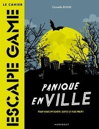 Deedr.fr Le cahier Escape Game : Panique dans ville Image