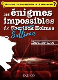 Christelle Boisse - Les enquêtes impossible de Sullivan Holmes.