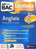 Christelle Brouteele-Guille et Caroline Gallicher-Falguière - Anglais Toutes séries LV1 & LV2 2de, 1re, Tle.