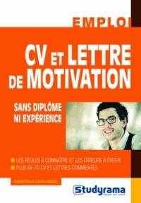 CV et lettre de motivation sans diplôme ni expérience.pdf