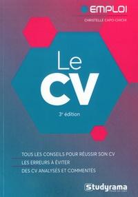 Christelle Capo-Chichi - Le CV.