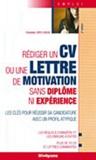 Christelle Capo-Chichi - Rédiger un CV ou une lettre de motivation sans diplôme ni expérience.