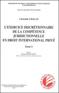 Lexercice discrétionnaire de la compétence juridictionnelle en droit international privé. Tome 2.pdf