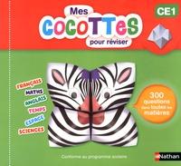 Christelle Chambon et Bénédicte Colin - Mes cocottes pour réviser CE1.