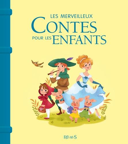 Christelle Chatel et Prisca Le Tandé - Les merveilleux contes pour les enfants.