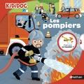 Christelle Chatel et Pierre Caillou - Les pompiers.