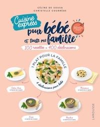 Ebook téléchargement gratuit de fichier pdf Je cuisine pour bébé et toute ma famille express