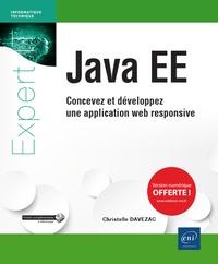 Christelle Davezac - Java EE - Concevez et développez une application web responsive.