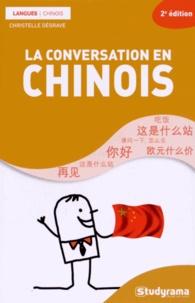 Deedr.fr La conversation en chinois Image