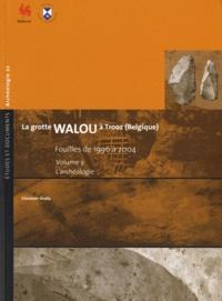 Christelle Draily - La grotte de Walou à Trooz (Belgique).
